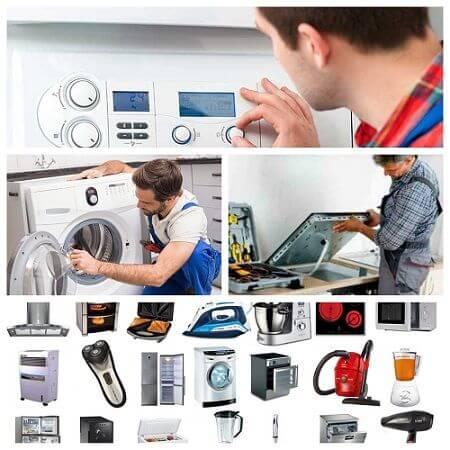 SAT en frigorificos con Reparación de Electrodomésticos  Collado Villalba